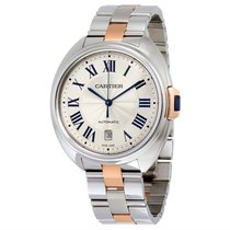 Cartier Cle De Cartier W2cl0002 Watch