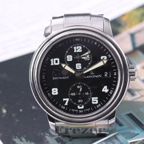 Blancpain Leman Double Time Zone GMT DayNight