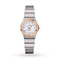 Omega Constellation Ladies Watch 123.20.24.60.55.001