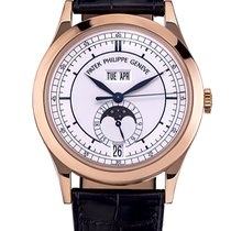 Patek Philippe Annual Calendar — Rose Gold 5396R-001