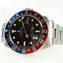 Ρολεξ (Rolex) GMT-Master 1675 Mark I Long E B&P 1968