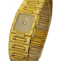Piaget 8317K81 Dancer Square Ladys in Yellow Gold - on Yellow...