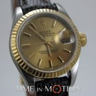 Rolex Oyster Perpetual Datejust 26mm Model 69173 Sur Bracelet...