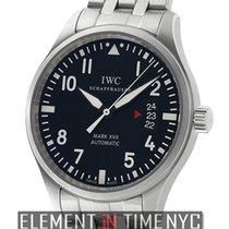IWC Pilot Collection Pilot Mark XVII Stainless Steel Bracelet...