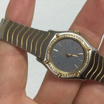 Ebel sport Lady classic gold oro diamanti diamonds