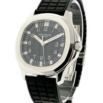 Patek Philippe 5065A 5065A - Jumbo Aquanaut on Rubber Strap -...