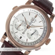 A. Lange & Söhne Double Split Flyback Chronograph Rosegold...
