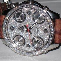 Jacob & Co. JC 47MM Diamonds Everywhere Rare Automatic