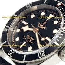 Tudor HERITAGE BLACK BAY Bezel Automatic Aged Leather 79220 N