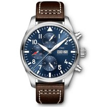 IWC Pilots  Midnight Blue Dial Automatic IW377714 Mens WATCH