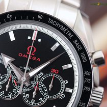 Omega Men's Speedmaster Co-Axial Olympic Collection Steel...