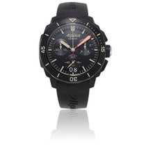 Alpina Seastrong Diver 300 Big Date Chronograph AL-372LBBG4FBV6
