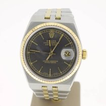 Rolex Datejust Oysterquartz 36mm Steel/Gold SpecialGreyDial...
