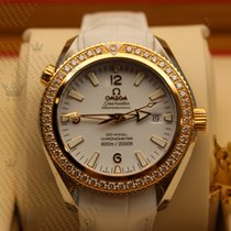 Omega 222.28.42.20.04.001 Seamaster Planet Ocean Ladies( Rose...