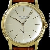 Patek Philippe 2551 Vintage 18k Calatrava Screw Back Automatic...