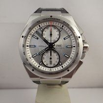 IWC Ingenieur Chronograph Racer IW378509 45MM Flyback b&p