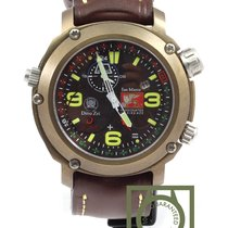 Anonimo Dino Zei San Marco Bronze chocolate dial 100% NEW