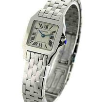 Cartier W25064Z5-SD Santos Demoiselle in Steel - Small Size -...