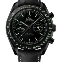 Omega Speedmaster Moonwach Pitch Black