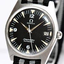 Omega Seamaster Vintage 60er Jahre plus Stahlband