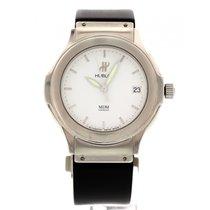 Hublot Depose MDM Stainless Steel Automatic Watch 1710.1