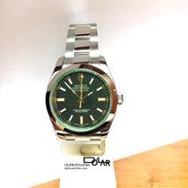 Rolex Milgauss Green Ref. 116400 GV