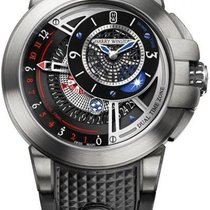 Harry Winston Project Z8 Dual Time