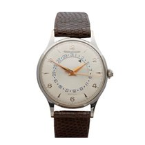 Jaeger-LeCoultre Vintage Calender Disc Stainless Steel Unisex...