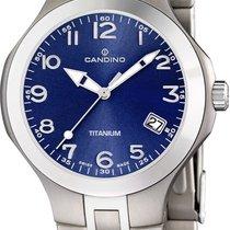 Candino Sport CDC4443/5 Sportliche Herrenuhr Swiss Made