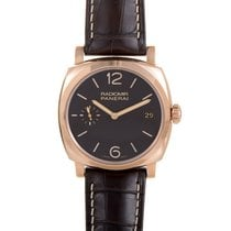 Panerai Radiomir 1940 3 Days Oro Rosso Men's Watch PAM00515
