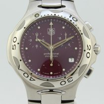 TAG Heuer Kirium Chronograph 200 Quartz Steel Unisex CL1113.