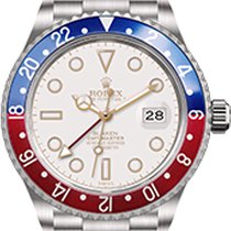 Rolex PAN AM GMT-Master White by Blaken