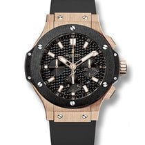 Мужские часы Hublot Big Bang Gold Ceramic 44 mm