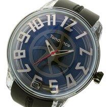 Tendence キングドーム KINGDOME クオーツ メンズ 腕時計 TY023001 ブラック 日本国内正規