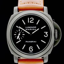 Panerai Luminor Marina PAM00004 - PVD - Full Set - Handaufzug...