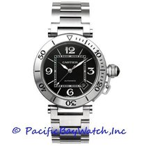 Cartier Pasha Seatimer Men's W31077M7 Pre-Owned