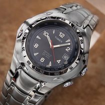 Timex Indiglo Tachymeter Watch With Inner Bezel Men's...