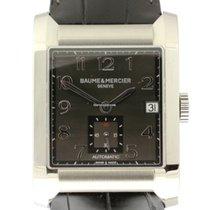 Baume & Mercier Hampton Leather - NEW - with B + P...