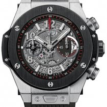 Hublot Big Bang Unico Titanium Ceramic Skeletal Dial