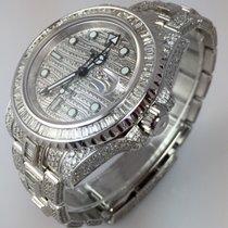 Rolex GMT Master II ICE 20ct Diamanten Aftermarket Baden-Baden