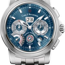Carl F. Bucherer Patravi ChronoGrade 00.10623.08.53.21