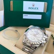 Rolex ++ Daytona ++ 116520 ++ LC EU ++ WHITE DIAL ++ NOS