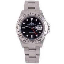 ロレックス (Rolex) Pre-Owned Explorer II 16570 2005 Model