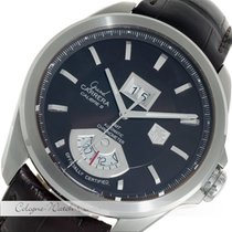 タグ・ホイヤー (TAG Heuer) Grand Carrera Calibre 8 RS GMT Schoko...