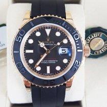 Rolex 116655 Yacht Master 18K Rose Gold
