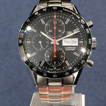 タグ・ホイヤー (TAG Heuer) Carrera Cal 16 Ref. CV201AH - Men's watch