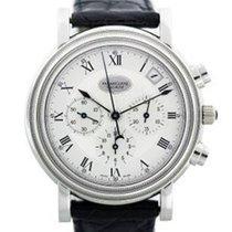 Parmigiani Fleurier Toric Platinum Chronograph Wristwatch...