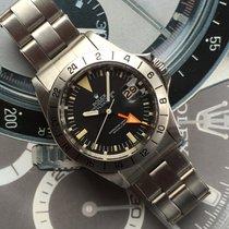 Rolex 1972 Explorer 2 1655 Straight Hand Steve Mc Queen Box...