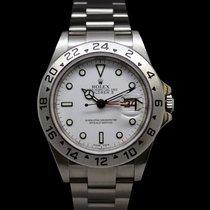 Rolex Explorer II 16570 No Holes