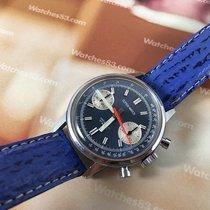 Super Watch Reloj cronógrafo suizo antiguo de cuerda SUPER...